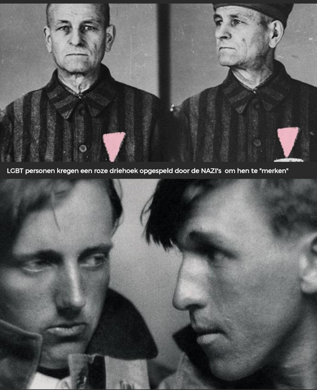 Tentoonstelling over de vervolging van holebi's, gay, transgenders, LGBT door nazi Duitsland